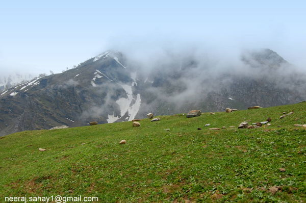 On Way to Rohtang Pass-4