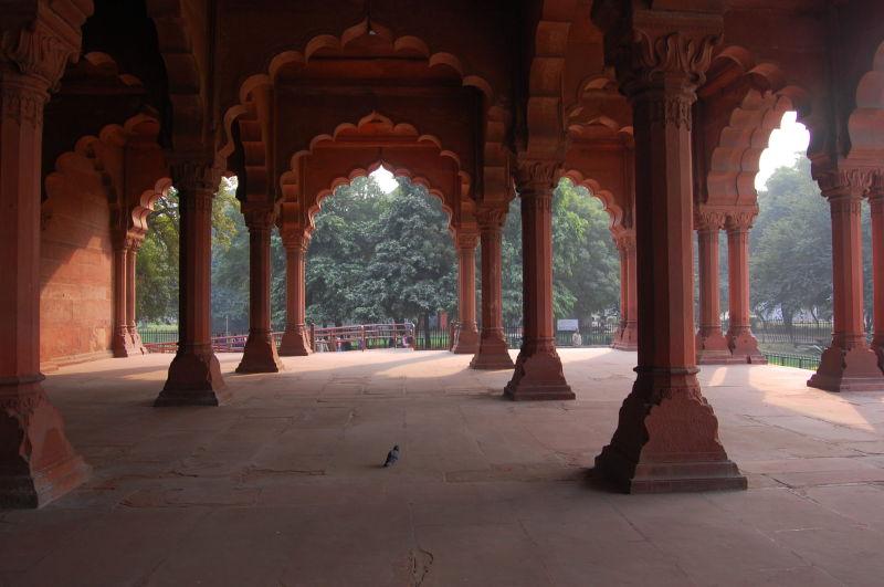 Red Fort, Delhi-VII