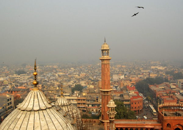 Jama Masjid, Delhi-VIII