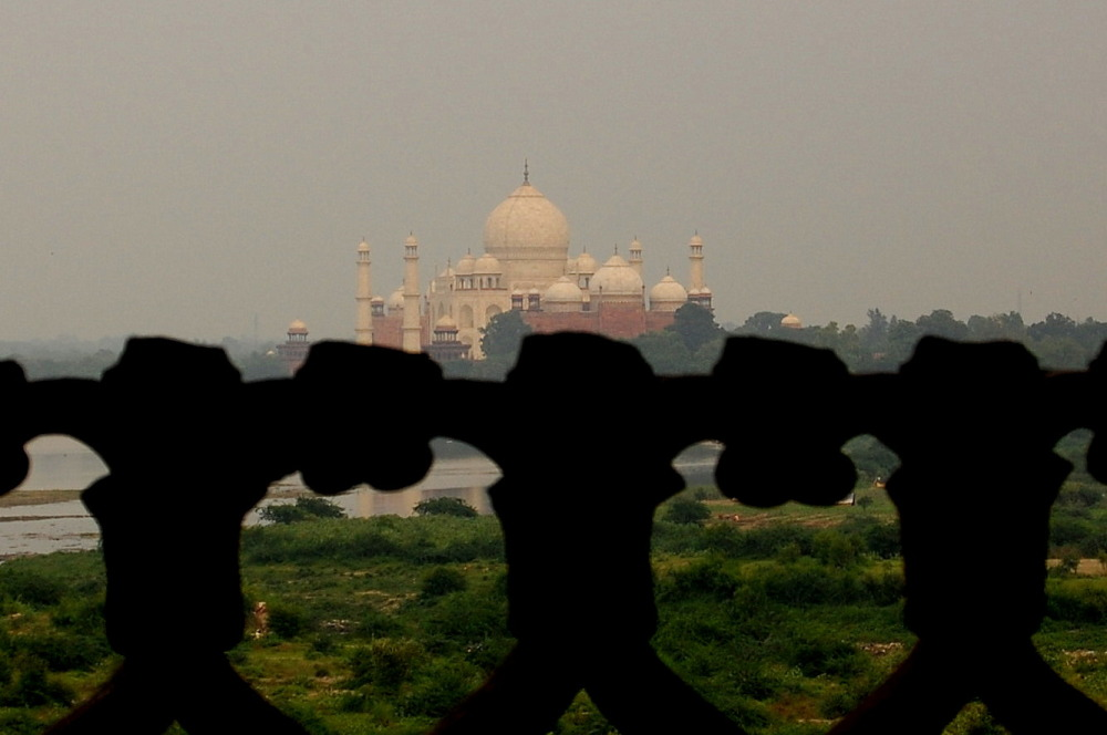 Taj Mahal-1