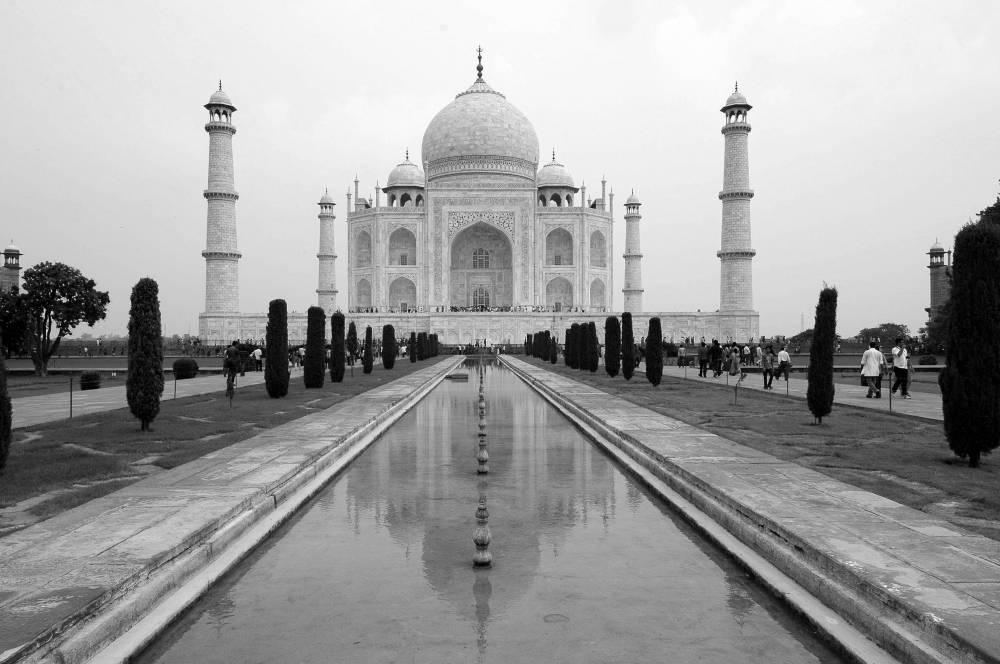 Taj Mahal-13