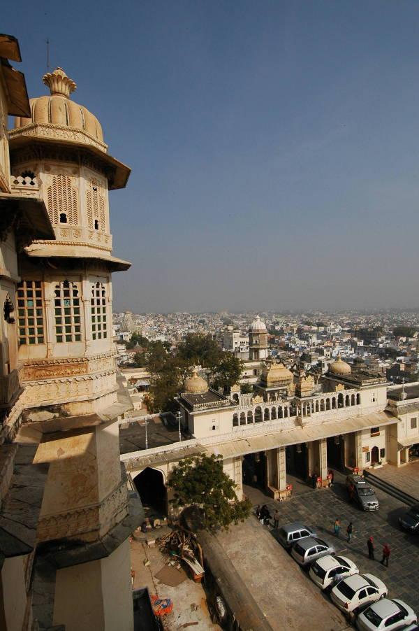 Udaipur City Palace-13