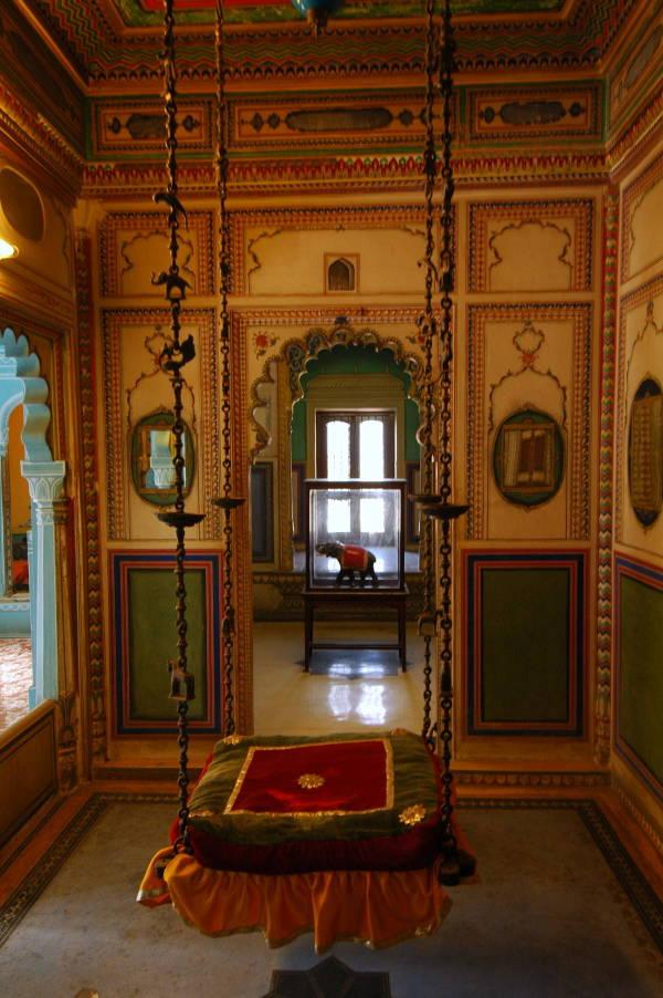 Udaipur City Palace-16