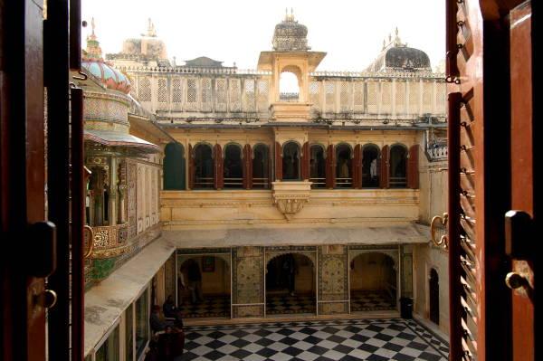 Udaipur City Palace-19