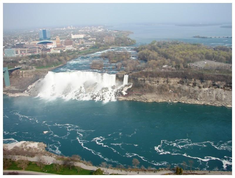 Niagara American Bridal Veil Falls