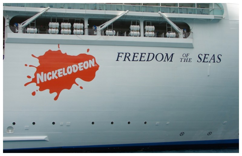 Nickelodeon Family Cruise on Freedom of the Seas