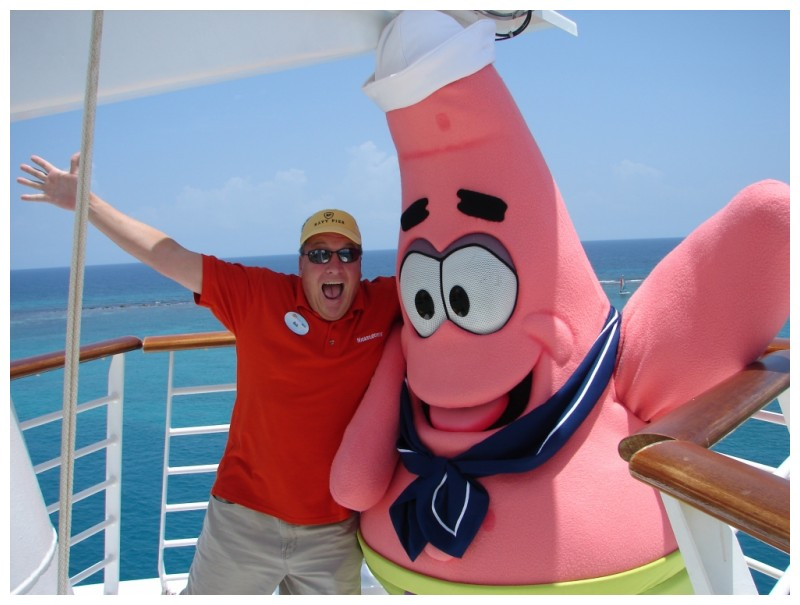 Bob & Patrick Star