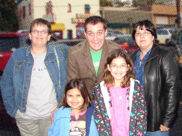 Family Visit in Atlanta