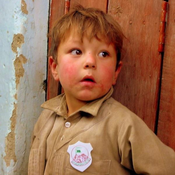 An Innocent Little Kid