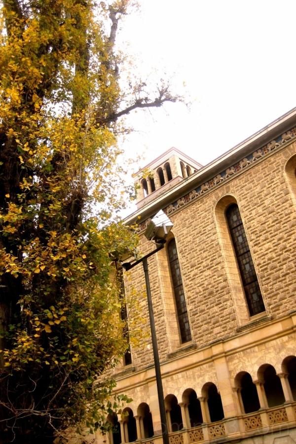 buildings UWA