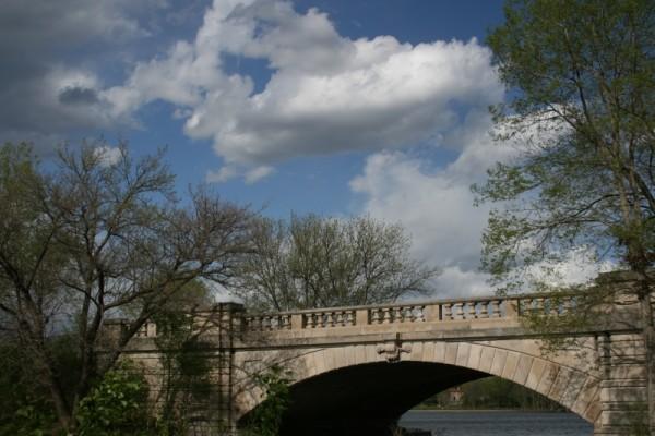 Bridge at the Lake