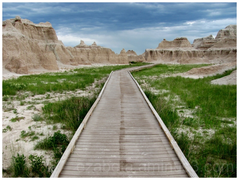Badlands Walkway