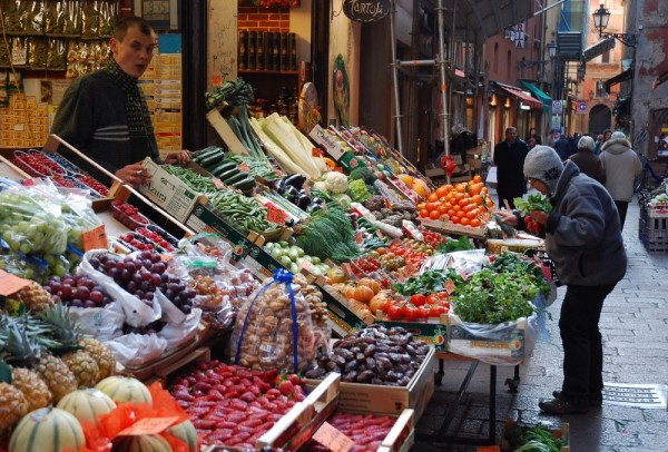 Bologna mercato