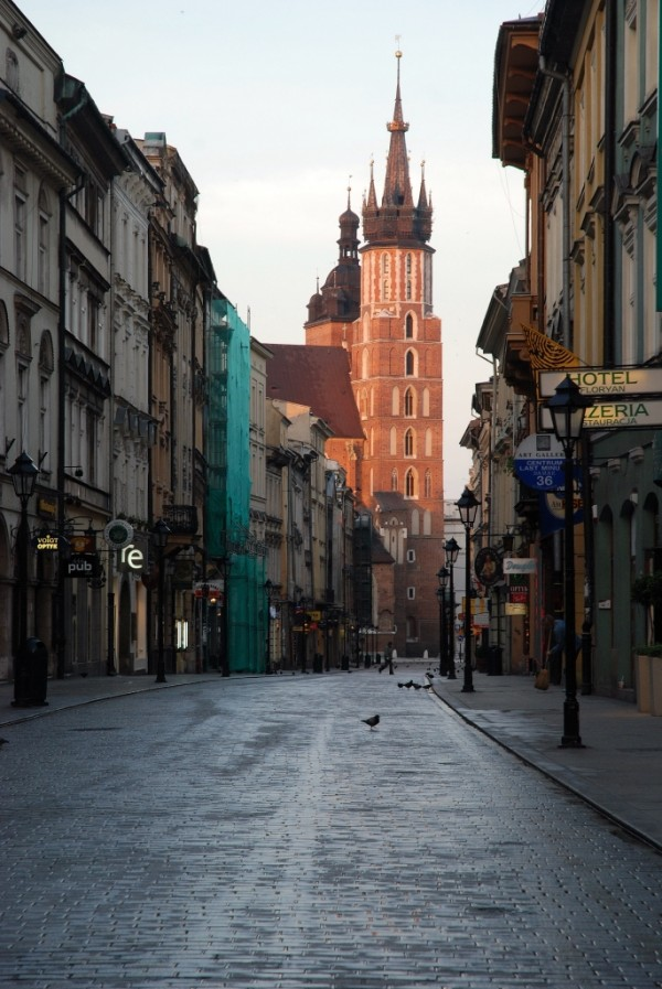 Kraków  4.57 AM
