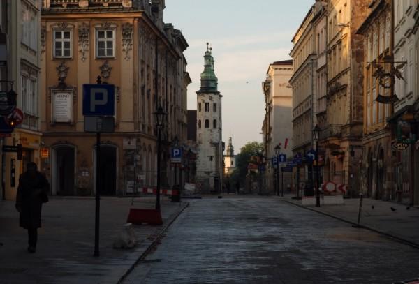 Kraków 5.30 am