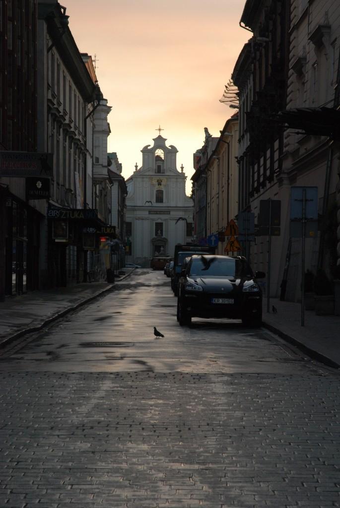 Kraków 5.07 am