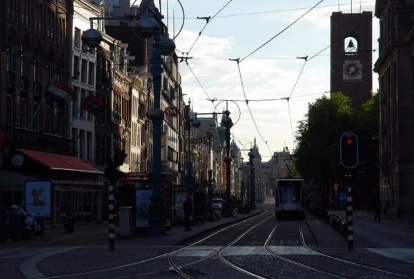 Amsterdam 7.06 am