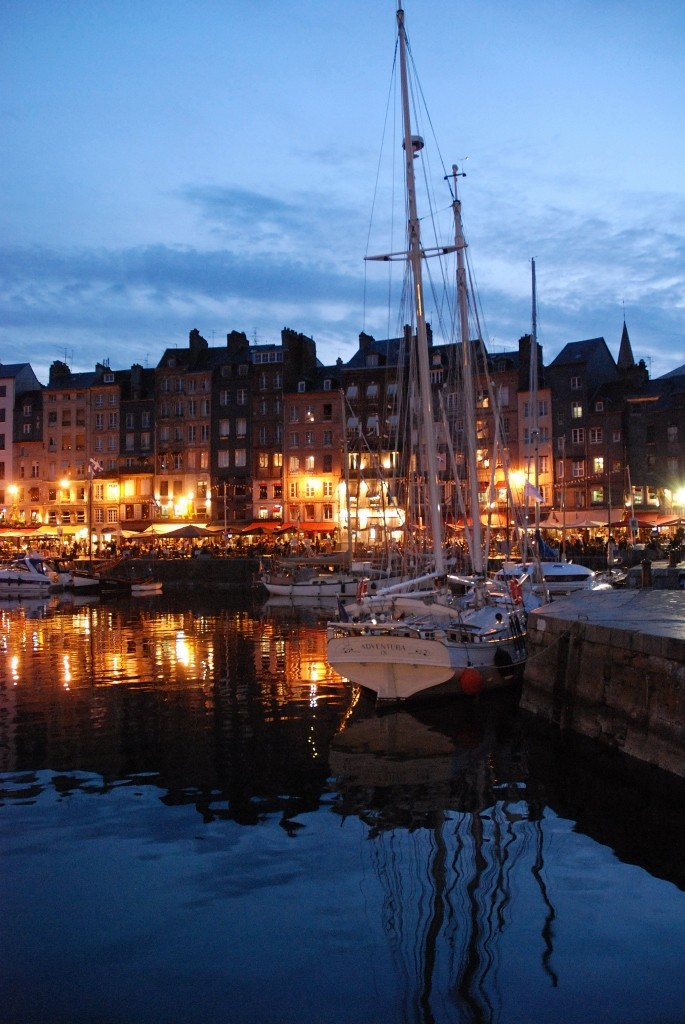 Honfleur Normandy