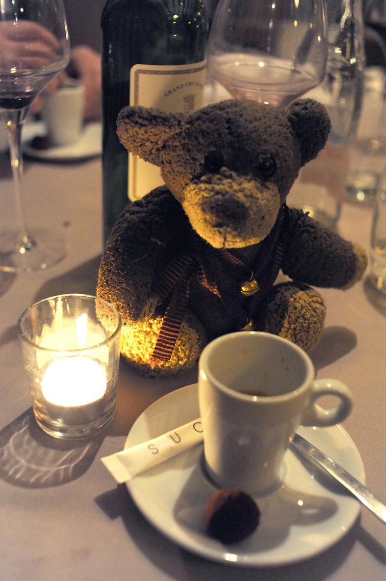 Z Borysem na kawie