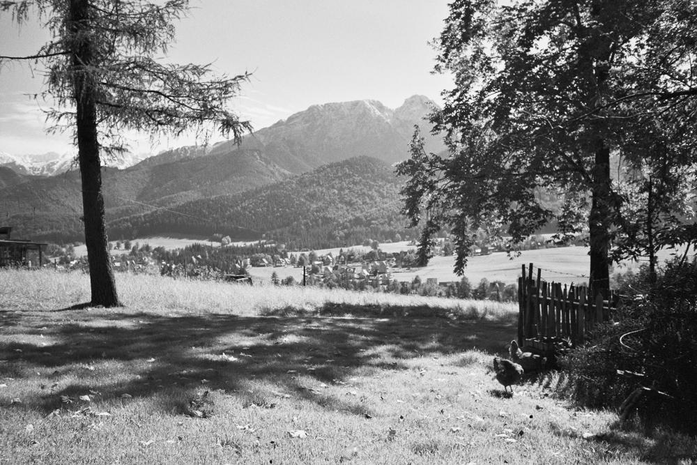 Tatra Mountains Giewont  1985