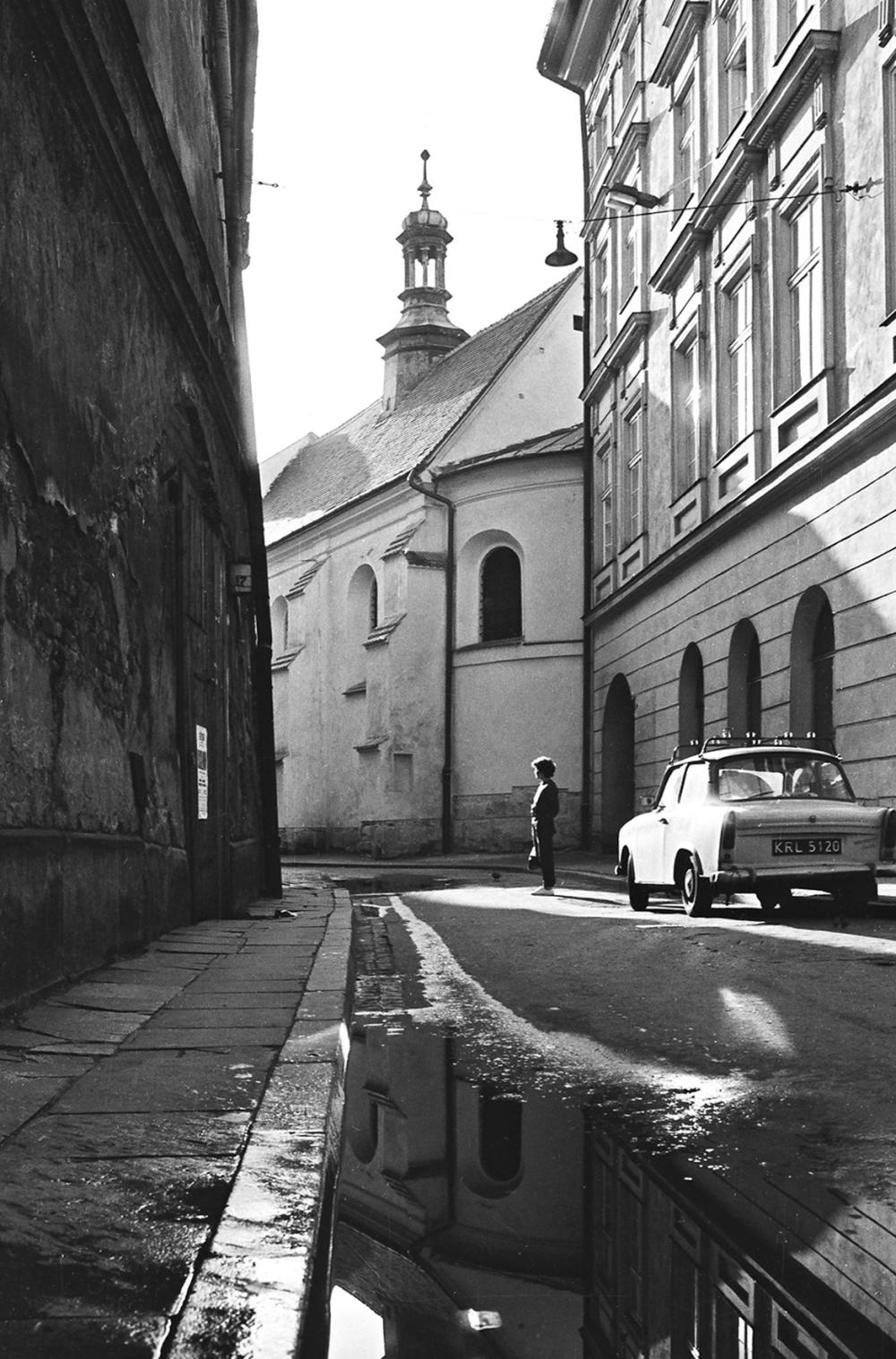 Kraków 1986