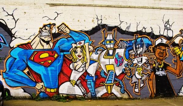 Graffiti Dublin