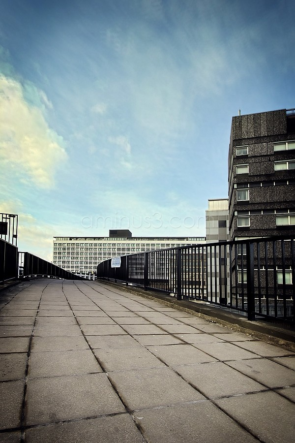 forgotten spaces, Newcastle upon Tyne HDR