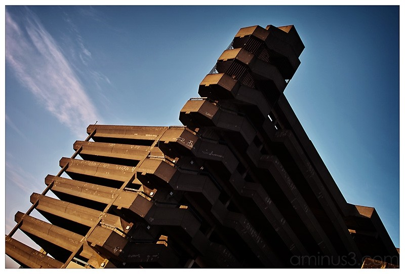 Gateshead Carpark: condemned