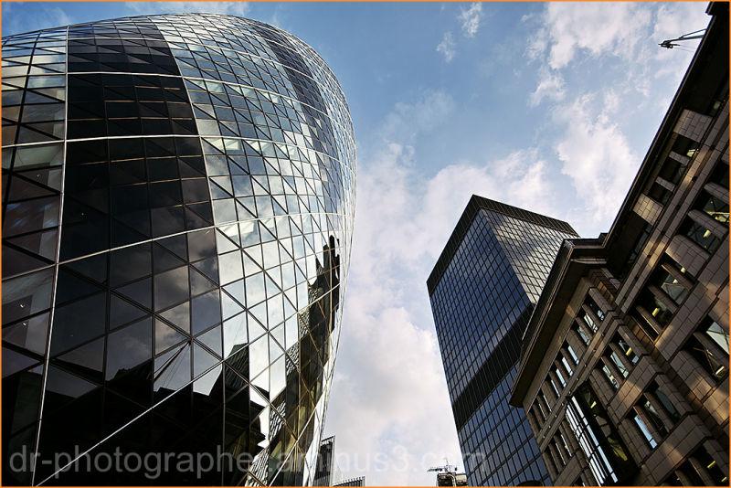 London's famous Gherkin