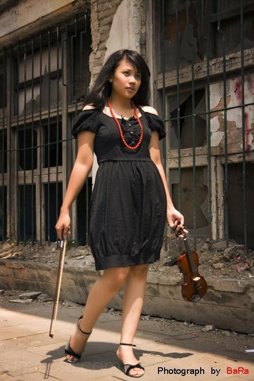 My life is violin