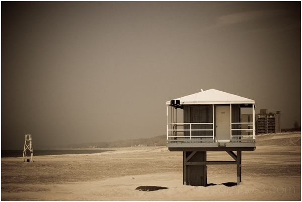 Lifeguard Station