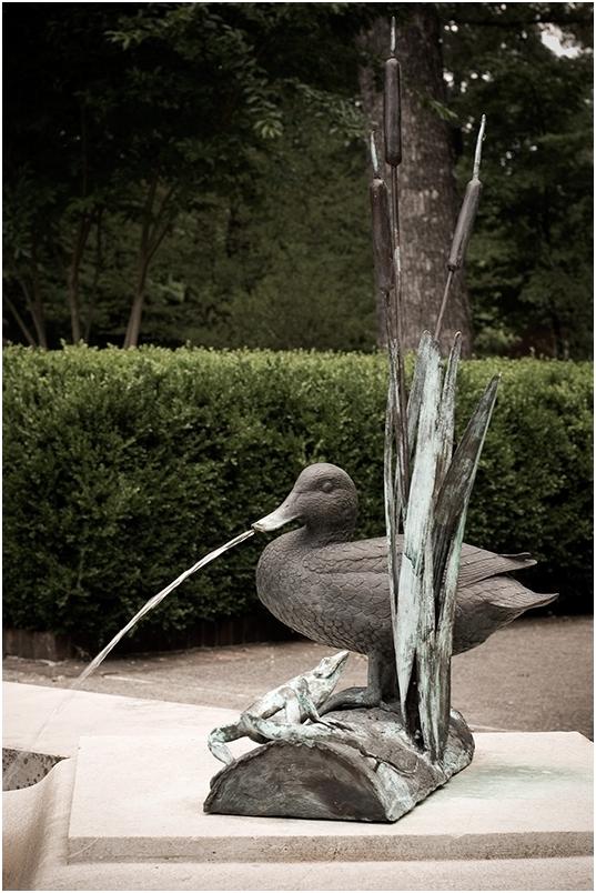 The Dixon - Fountain