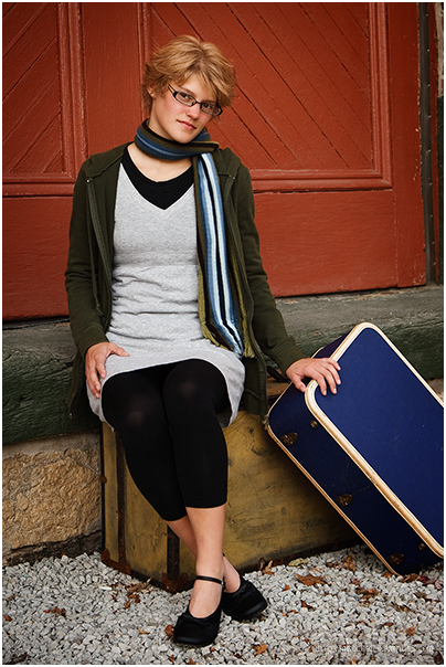 Kristen (2) - Senior Portrait