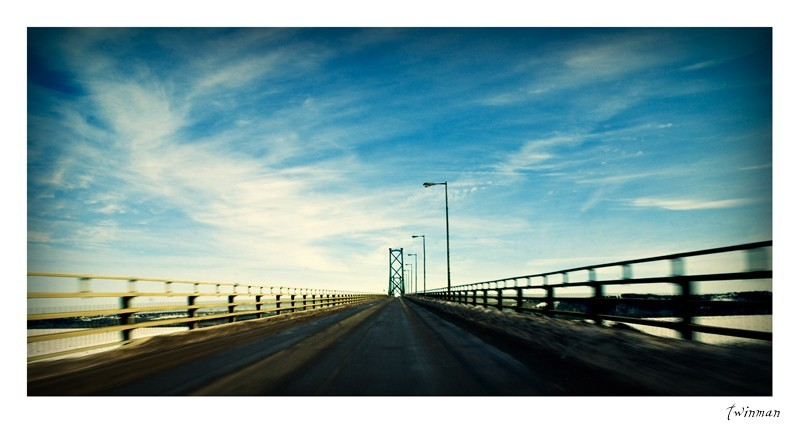 Orleans Island Bridge