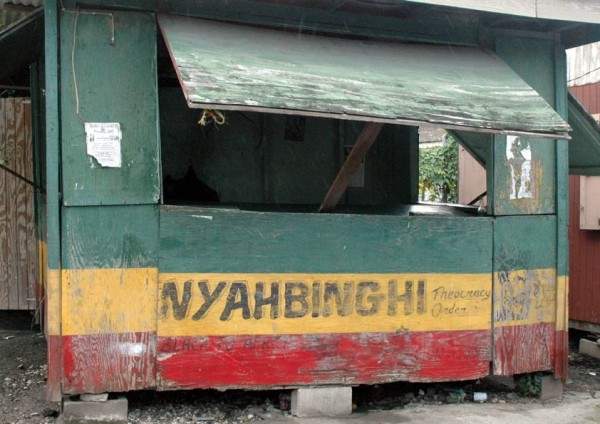 Nyahbinghi Theocracy Order