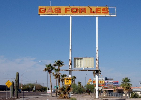 Gas For Les