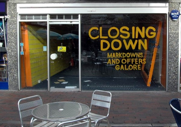 Closing Down For Good