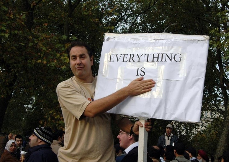 Everything Is