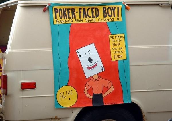 Poker Faced Boy