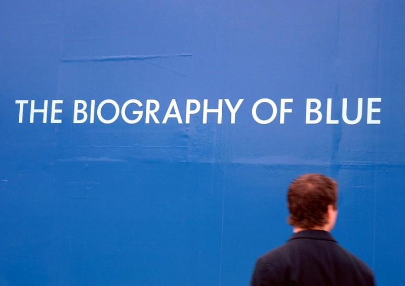 The Biography Of Blue