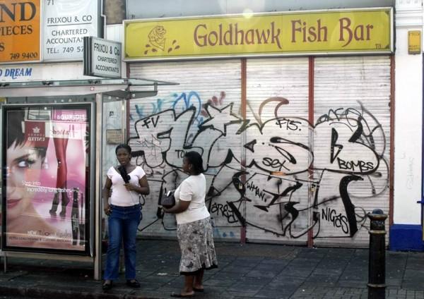 Goldhawk Fish Bar