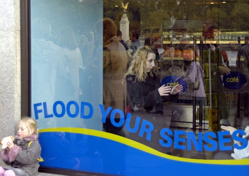 Flood Your Senses