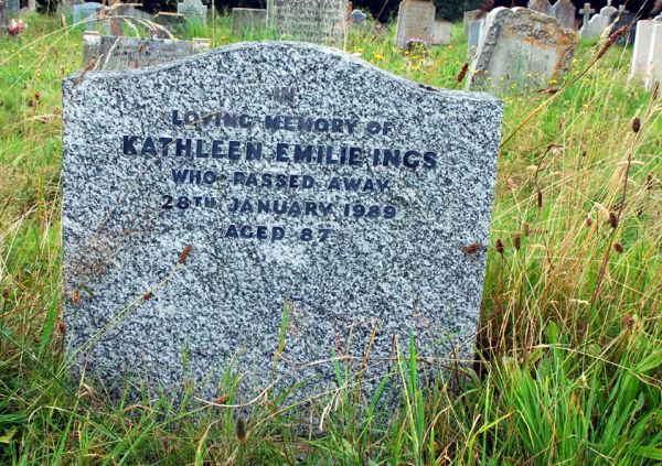 Kathleen Emilie Ings