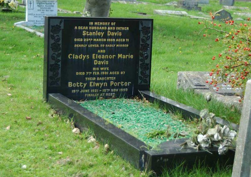 Gladys Eleanor Marie Davis