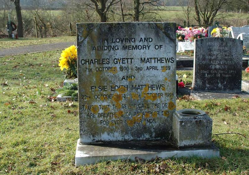 Charles Gyett Matthews