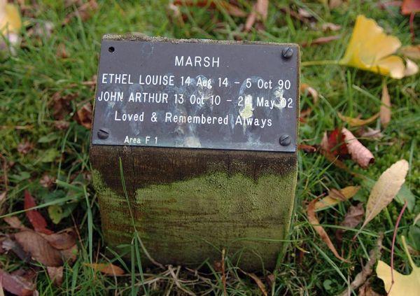 John Arthur Marsh