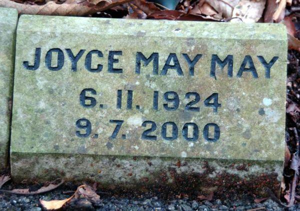 Joyce May May