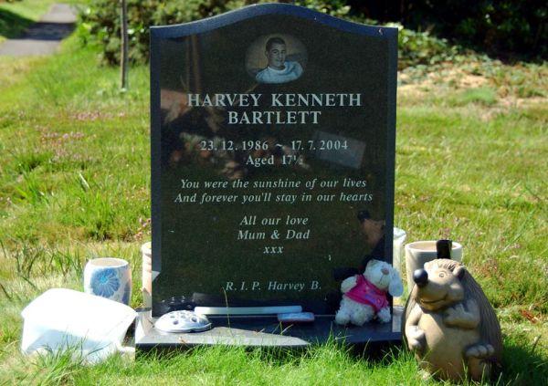Harvey Kenneth Bartlett