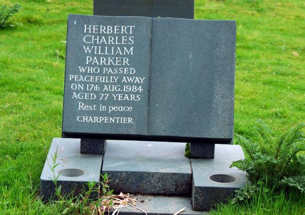 Herbert Charles William Parker
