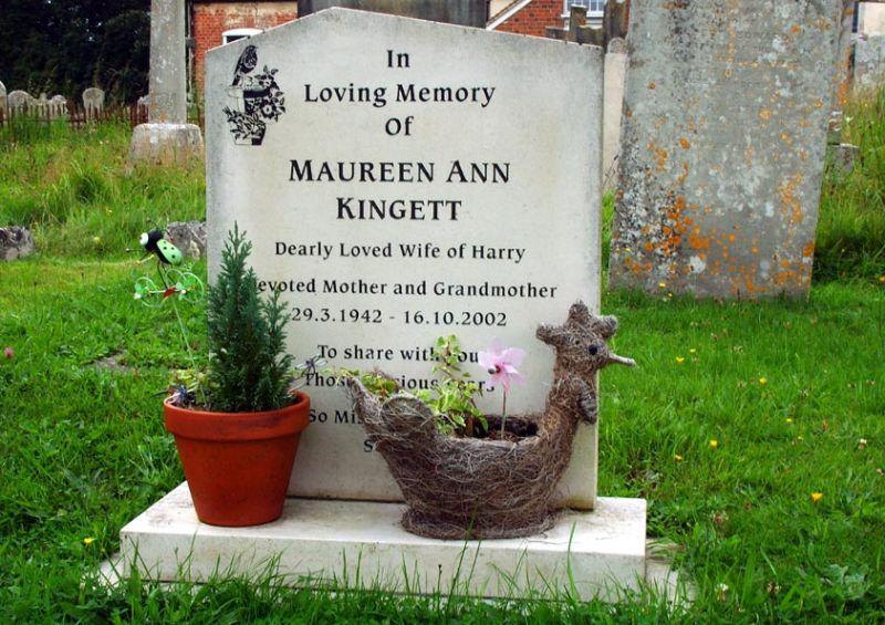 Maureen Ann Kingett